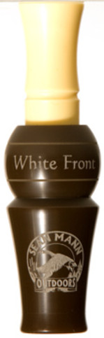Манок духовой Sean Mann White Front Guide XT Spec Call in Coffee-n-Cream Acrylic (Белолобый гусь)